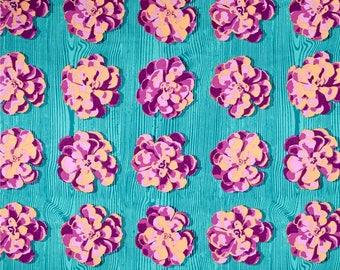 54066 - Joel Dewberry Cali Mod  Succulents in lavender  color - 1/2 yard