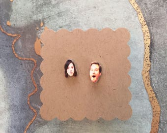 """April & Andy 