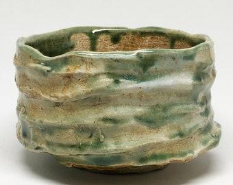 Tea bowl spring Morning-春の朝-Chawan Haru no ASA