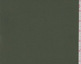 Olive Green Rainwear, Fabric By The Yard