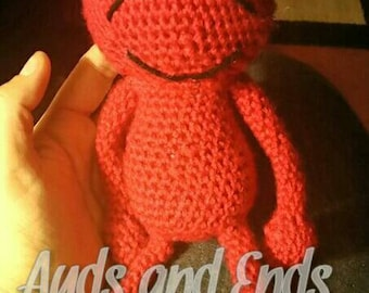 Mr. Hot Stuff Devil Amigurumi