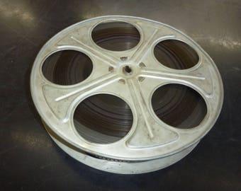 Hollywood 35mm Film Reel