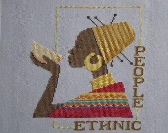 COSTA RICA embroidery