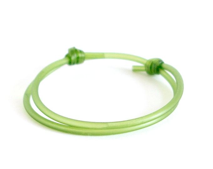 Luck Bracelet. Good Luck Bracelet For Men, Good Luck Bracelets For Women. Green Red Black Rubber String Love Money
