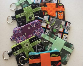 Zippy Wallets, ID Wallets, Special Order your Own!