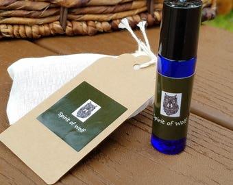 Spirit of Wolf Essential Oil Blend