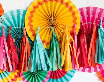 Fiesta Party Pack | Fiesta | Photo Booth | Fiesta Party | Cinco De Mayo | Fiesta Birthday | Mexican Fiesta | Fiesta Decorations | Fiesta |