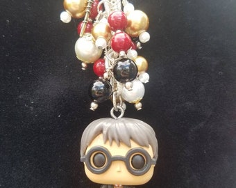 Harry Potter Inspired Purse Charm