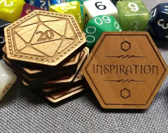 Inspiration Tokens