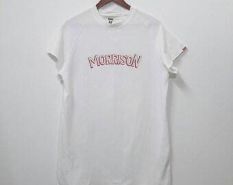 MORRISON X WTAPS Tshirt Nice Design