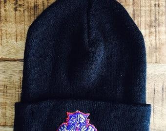 Vintage Florida Panthers Acrylic Wool Hat