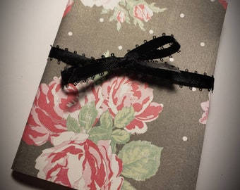 Journaling notebook..mini sized..with lined paper