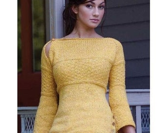 Textured Tunic Sewing Pattern Download (803029)