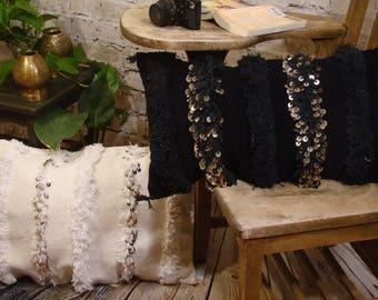 Moroccan Wedding Handira Pillow