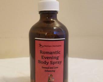 Romantic Evening Room and Body Spray, Attraction Spray, Linen Spray