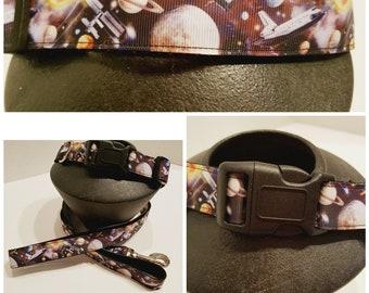 Space Shuttle Dog Collar - Space Dog Collar - Astronomy Dog Collar - Astronomer Gift - Dog Lover Gift - Dog Collar - Dog Gift