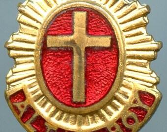 Vintage Altar Boy Pin