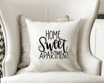 Home Sweet Apartment - Hand Lettered SVG
