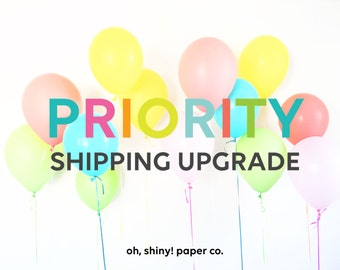 RESERVED: Cut in Line + Priority Mail Upgrade PLEASE READ below