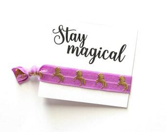 Restez Licorne magique cheveux papillon faveur   Licorne cheveux papillon faveur   Licornes   D'anniversaire cadeau d'invité