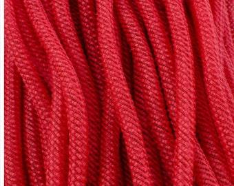 10 yards, red deco mesh tubing, deco mesh tubing, deco flex tubing, deco mesh, wreaths, wreath supplies, mesh tubing
