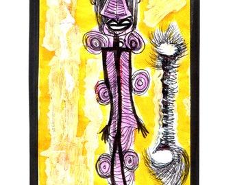 Art by Blaze: WITCH DOCTOR