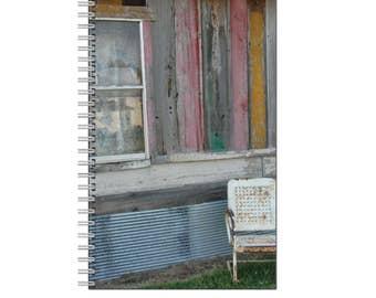 Southern Shanty Notebook