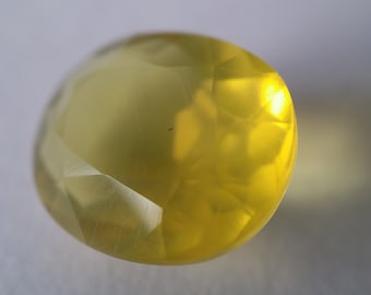 2.02 Ct Natural Mexico YELLOW OPAL