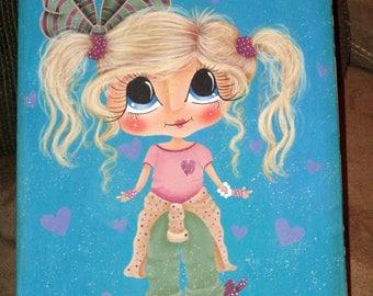 Sherri Baldy hp box, Spring