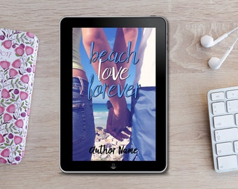 Premade eBook Cover -  Beach Love Forever