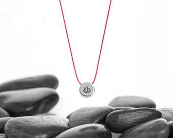 Lotus Flower, Yoga Jewelry, Gift For Her, Lotus Necklace, Yoga Gift, Lotus Jewelry, Lotus Flower Jewelry, Lotus Charm, Lotus