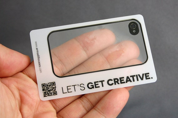 200 business cards clear with white ink plastic stock with rounded corners custom printed in full color