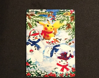 Pikachu - Extended Art Trading Card