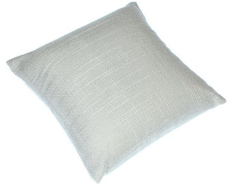 "Grey Linen Pillow for Watches or Bracelets 5""x5"" (Pkg of 2)  (DIS7110)"