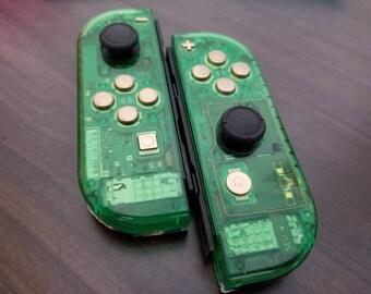 Custom Zelda Joycons!