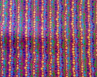 Pinnacle Buzz.  100% cotton fabric, ~36