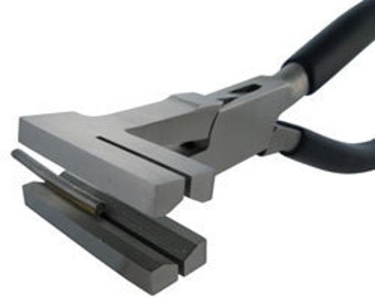 Coil Cutting and Holding Plier from Eurotool - Make your own Jumprings - Metal Working Jewelry Tool - PLR-819.00