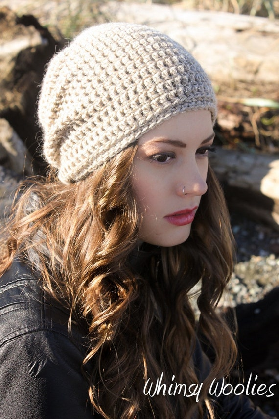 Crochet Hat Pattern Cancer Hat Matts Cap Chemo Hat Adult