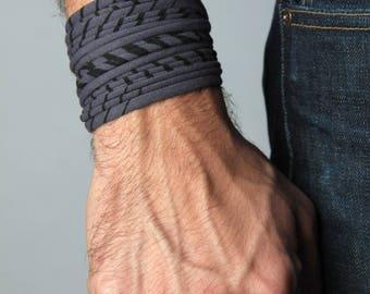 Cuff Bracelet, Boyfriend Gift, Mens Bracelet, Husband Gift, Gift for Boyfriend, Festival, Gift for Men, Festival Clothing, Mens Gift, Mens