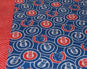 Chicago Cubs Pillowcase