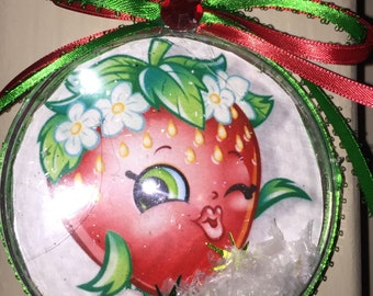 Shopkin ornament