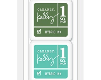 Hero Arts Kelly's Miami Ink Cubes AF369 Hybrid Ink: Stamping, Paper Crafting, Scrapbook, Mixed Media