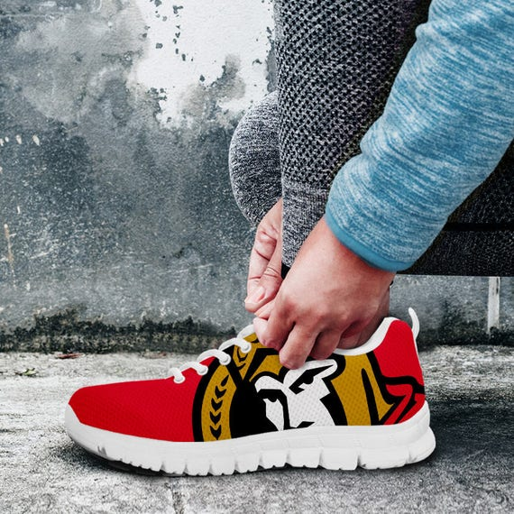 Unofficial Ottawa Senators Trainers Sneakers Sizes Ladies Mens Custom collector fan Shoes gift SqAnxTS1a