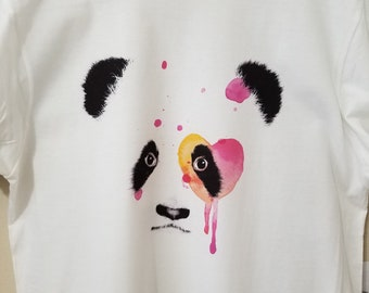 Tshirt Panda Medium