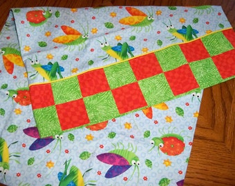 Quilted Pillow Slip