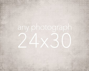 24x30 Photography Print, Extra Large Wall Art