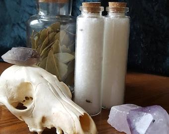 Bath Salts / Scented Bath Salts / Handmade / Aromatherapy / Relaxation / Bath & Body / Spa / Cosmetics / Lavender / Cedarwood / Witchcraft
