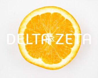 Orange ya glad your a Delta Zeta?