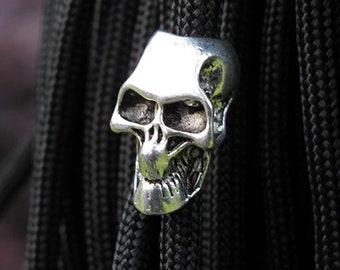 Paracord Skull Bead