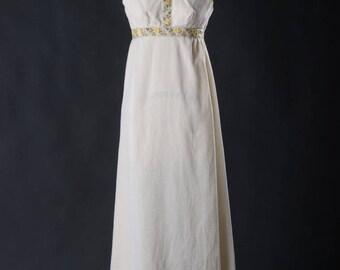 60s Vintage Bridesmaid Dress